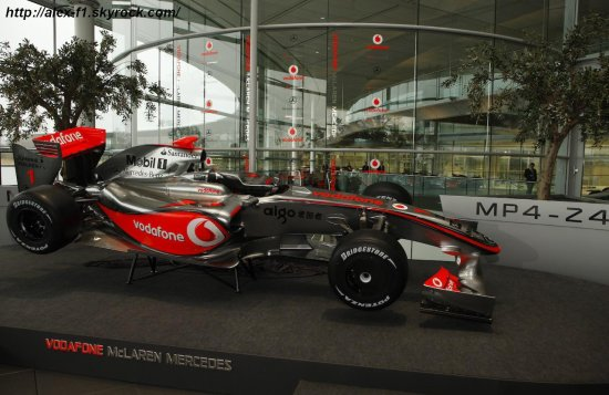 Mclaren Mercedes Benz MP4/24