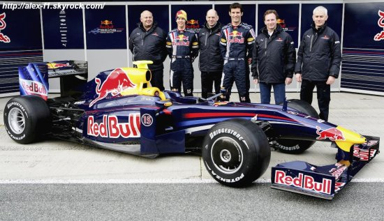 Red-Bull RB5 Renault