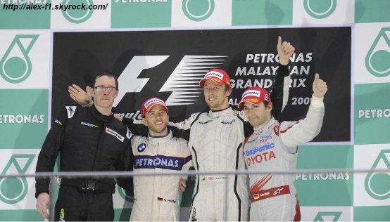 Malaisie: Résultats du 2° Grand Prix