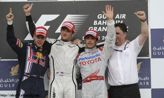 Bahrein: Résultats du 4° Grand Prix