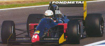 fondmetal f1