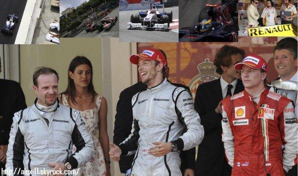 Monaco: Résultats du 6° Grand Prix