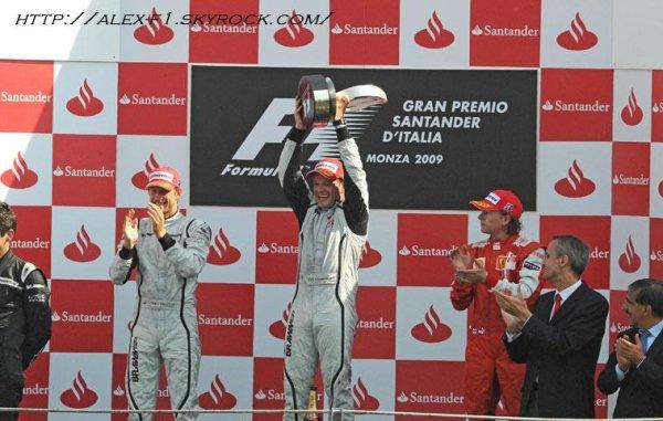 Italie Résultats du 13° Grand Prix