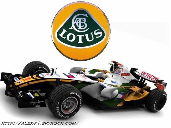 Lotus is back !