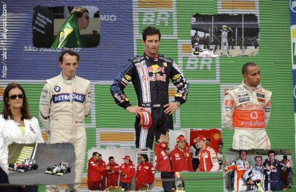 Brésil: Résultats du 16° Grand Prix