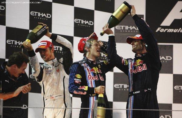 Emirats Arabes Unis: Résultats du 17° Grand Prix