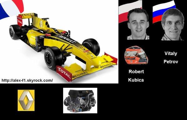 6] Renault R30