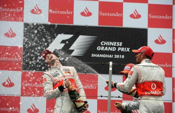 Résultats du 4° Grand Prix : Chine