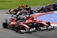 Résultats du 14° Grand Prix : Monza