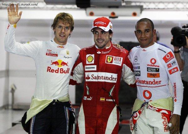 Résultats du 15° Grand Prix : Singapour