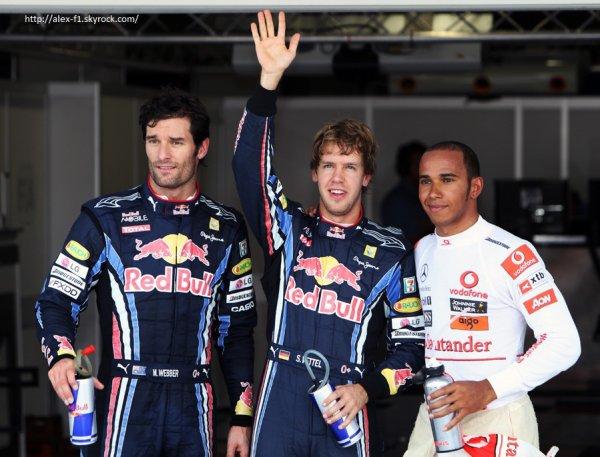 Résultats du 16° Grand Prix : Japon