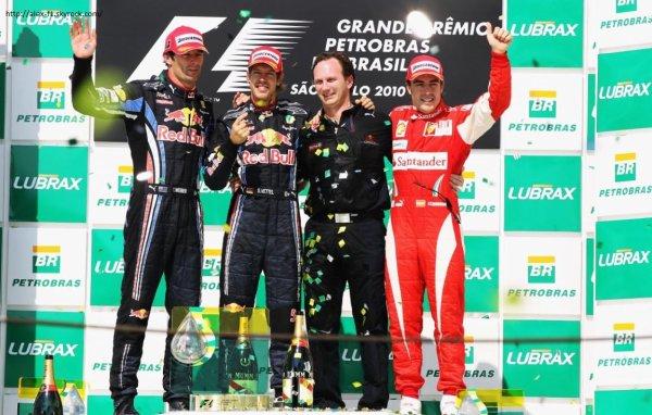 Résultats du 18° Grand Prix : Brésil