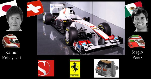 > 8] Sauber C30 Ferrari 056