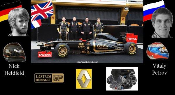 > 5] Lotus Renault R31