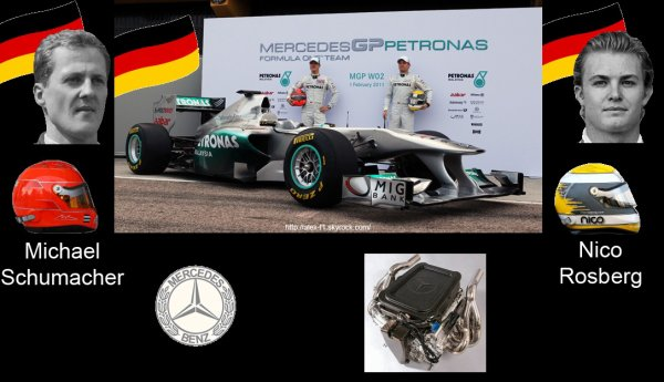 > 4] Mercedes Benz MGP W02