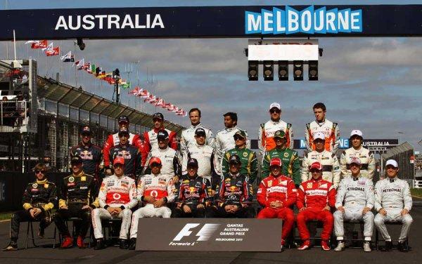 Le plateau 2011