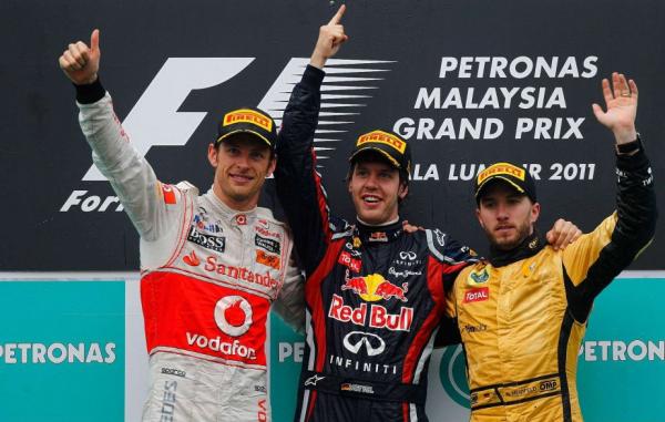 Malaisie Résultats du 2° Grand Prix