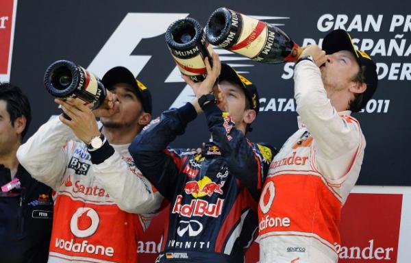 Espagne Résultats du 5° Grand Prix