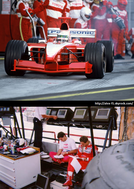 Don gratuit pour soutenir le blog stp- //   Photos F1 Souvenir