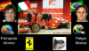 > 2] Scuderia Ferrari F138