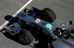 > 5] Mercedes Benz AMG F1 W04