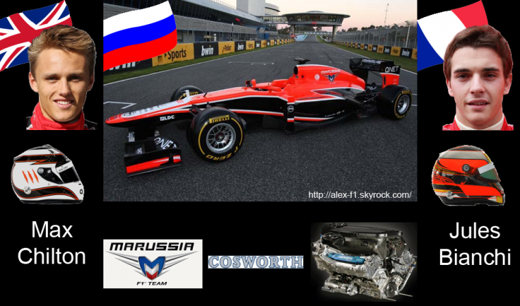 > 12] Marussia MR-02 Cosworth CA2013