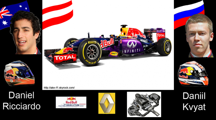 > 2] Red-Bull RB11 Renault RS30- Capable de revenir au sommet avec Renault ?