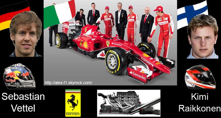 > 4 ] Scuderia Ferrari SF15-T- La Scuderia pourra-t-elle progresser avec tous ses changements ?