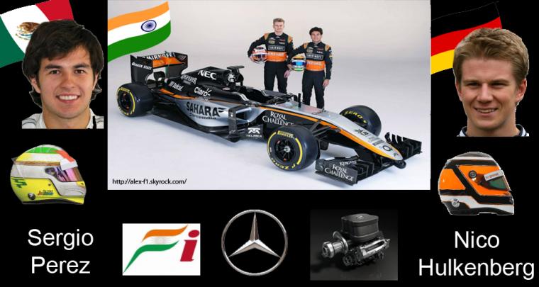 > 6] Sahara Force India VJM08 Mercedes Benez- L'écurie peut-elle sortir du milieu de plateau ?