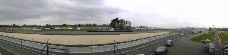 Un petit tour à Saumur et au Mans ...