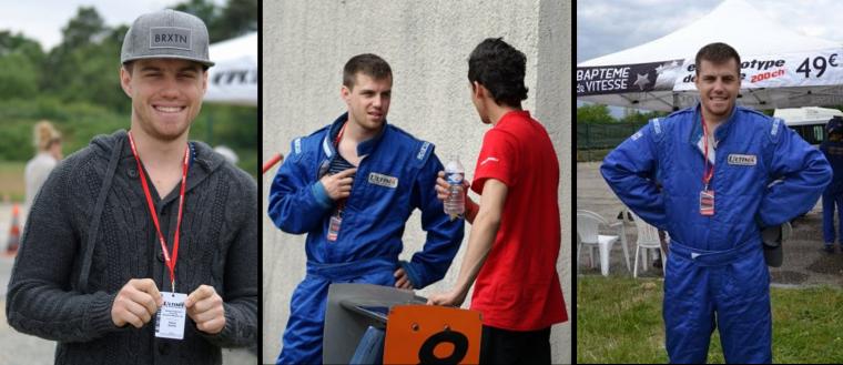 Stage de pilotage à Mérignac en Formule Renault