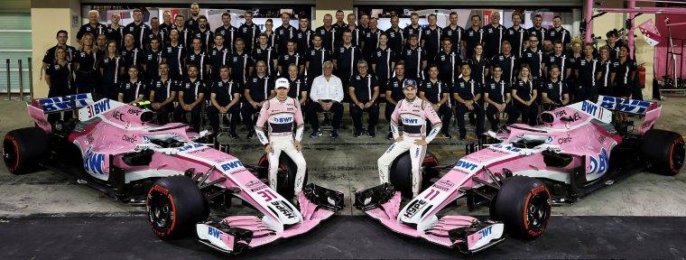 Après 10 ans d'existence l'histoire de Force India se termine