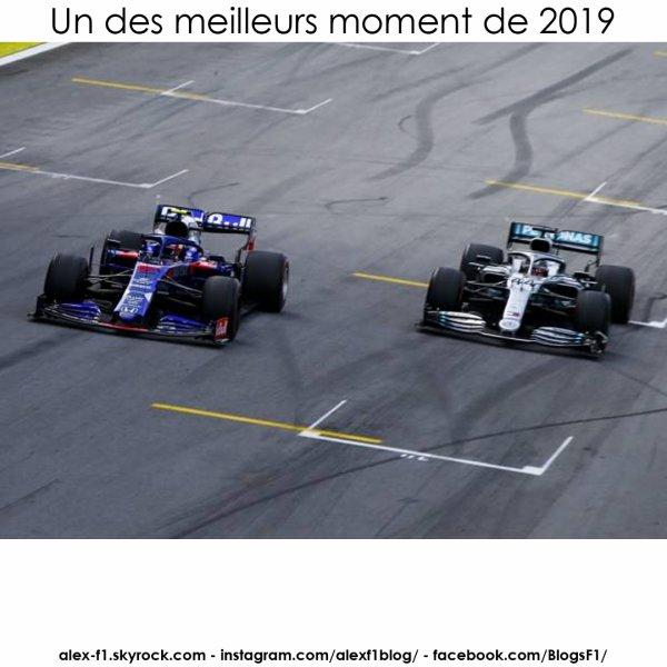 La saison 2019