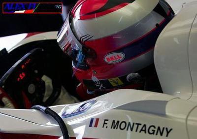 Le premier GP de Monaco de Franck Montagny