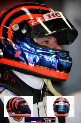 Barrichello et Kanaan ont échangé leur casque