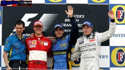 Alonso remporte la bataille d'Angleterre