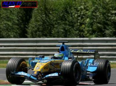 Giancarlo jusqu'en 2007...