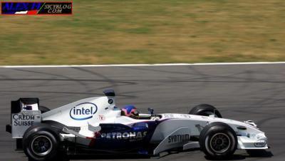 Villeuneve chez Sauber en 2007, il y croit !