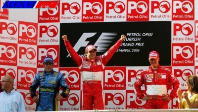 Massa gagne devant Alonso et Schumacher!