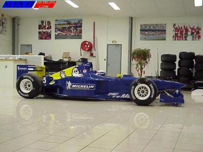 F1 michelin