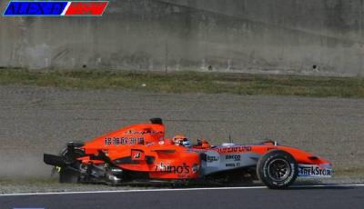 La photo de la course