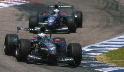 Jeux Hivernaux: F1 1999 Playstation