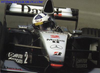 Jeux vidéo: F1 1999 Australie (20 tours par course)