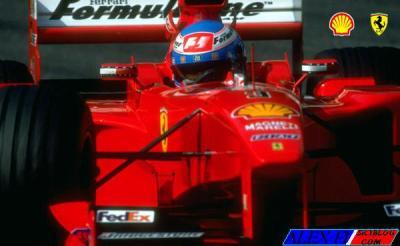 Jeux vidéo: F1 1999 Brésil (20 tous par course)