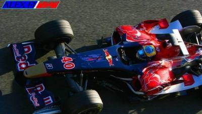Bourdais à Jerez!