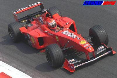 Jeux vidéo: F1 1999 Monaco (20 tous par course)