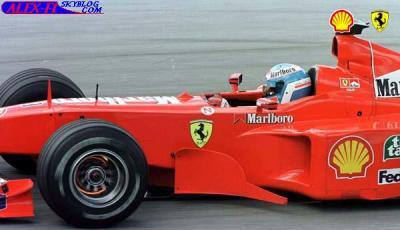 Jeux vidéo: F1 1999 Canada (20 tous par course)