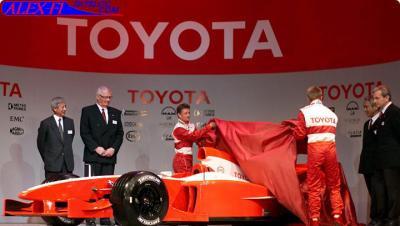 La premiére Toyota