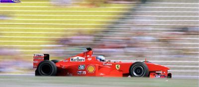 Jeux vidéo: F1 1999 Autriche (20 tous par course)