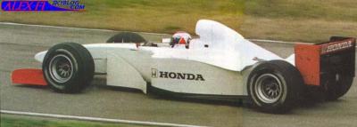 Honda test 1999